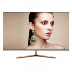 帮宝适新品HYC 2k显示器32寸电脑显示器无边框HDMI液晶显示器IPS显示屏 2K高清屏IPS 超薄 厚6mm 无边框