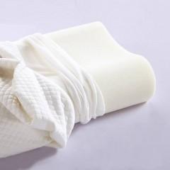 美的北极绒记忆枕头枕芯单人慢回弹太空记忆枕头学生枕头成人护颈椎枕 热销40万件 舒适护颈 清仓 买二减五